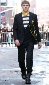 осенне-зимняя коллекция одежды для мужчин 2012
