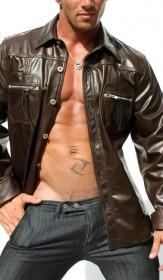 кожаная одежда для парней 2012