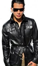 куртка из натуральной кожи фото купить