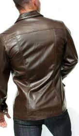 где купить кожаную куртку дешево