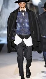 джинсовая одежда для молодых парней