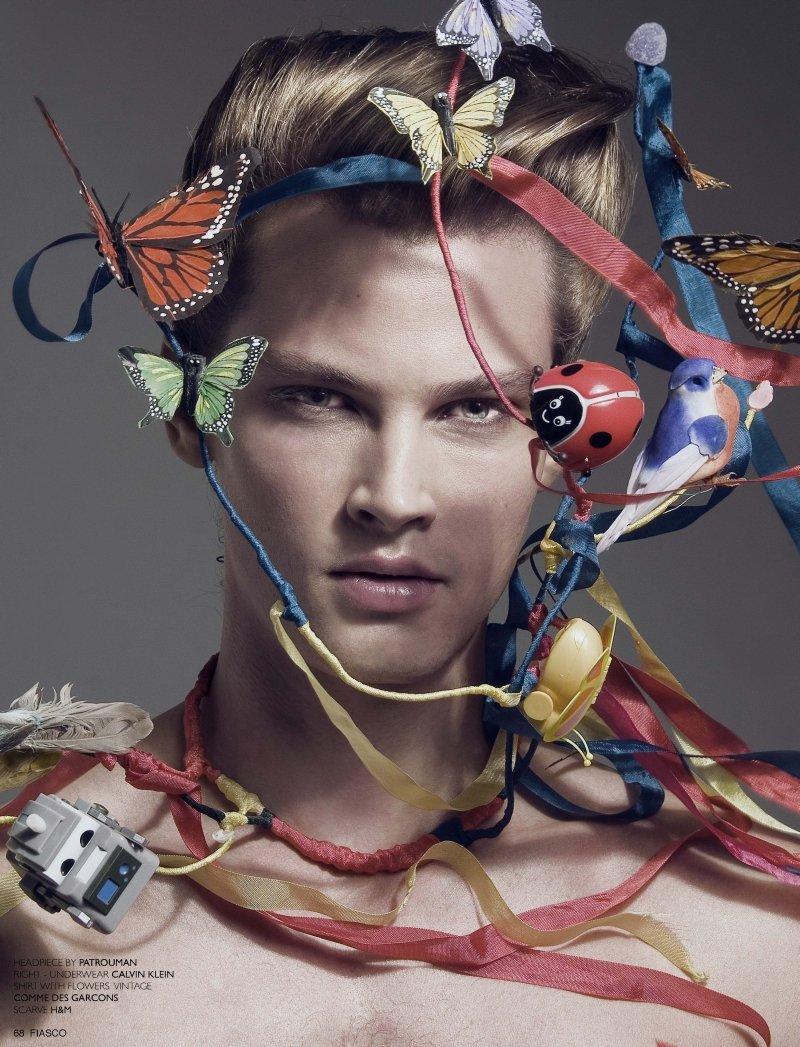 самые красивые парни модели мира 2012