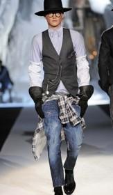джинсы мужские 2012