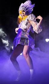 сценический образ Леди Гаги фото