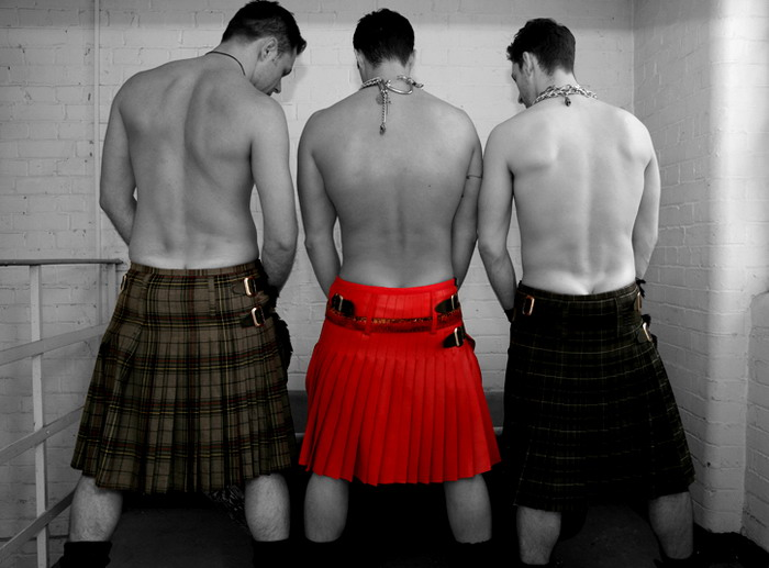 Мужская юбка выкройка