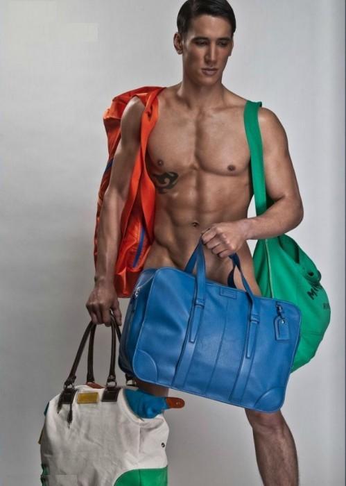 Мужские сумки кожаные 2012 Фото модных.