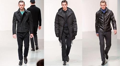 Тенденции мужской моды зима куртки