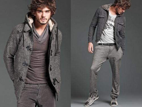 imgplusdb.com / молодежная мужская зимняя одежда
