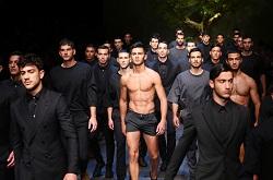 коллекция пляжной одежды для парней