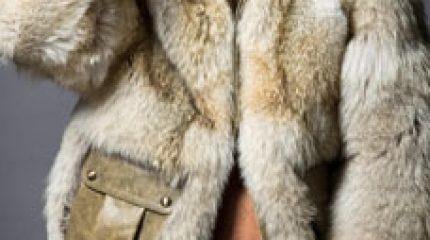 Зимние мужские шубы из волка