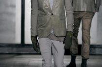 Мужские кожаные куртки Robert Geller: сезон Зима