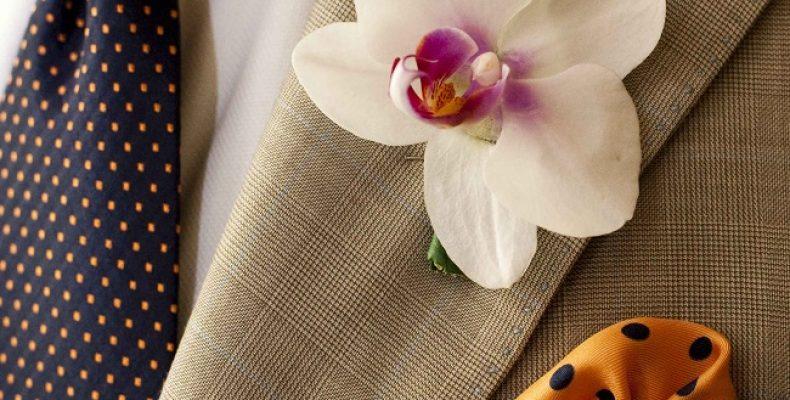 Топ 15 галстуков для жениха