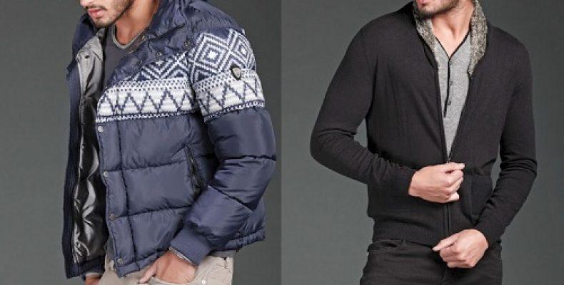 Marlon Texeira для  Gaudi: зимняя одежда для мужчин