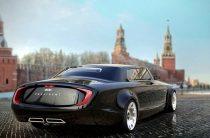 Новый автомобиль для Президента РФ
